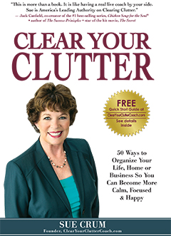 Clear Your Clutter book